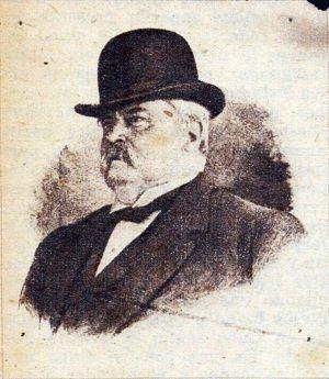 El general Fitzhugh Lee, Cónsul General de Estados Unidos en La Habana. Foto: Bohemia