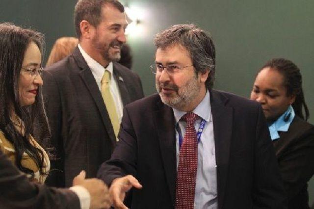 Juan Jiménez renuncia al cargo de jefe de la Misión de Apoyo Contra la Corrupción y la Impunidad en Honduras (Maccih) de la OEA