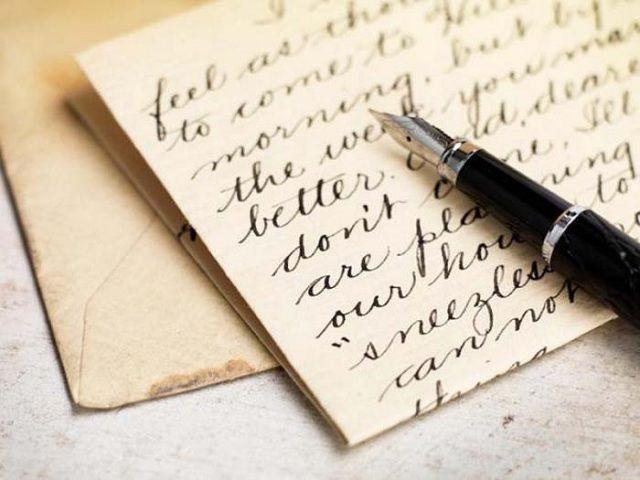 Los daneses envían a sus mujeres cartas anónimas, con mensajes románticos