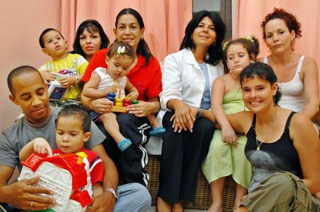 """Niños cubanos con Implante Coclear, en el Centro Internacional de Salud """"La Pradera"""""""