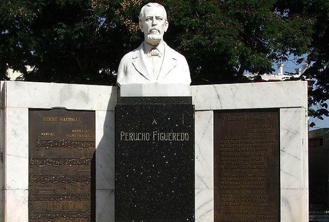 Desde Bayamo la tierra donde se produjeron los primeros brotes de la batalla por la independencia de Cuba, el espacio televisivo Mesa Redonda rindió homenaje al Bicentenario de Perucho Figueredo.