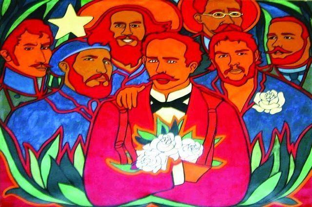 Martí levantó una Revolución que venía de Céspedes y buscaba a Fidel, pero que no cesa con uno ni otros.