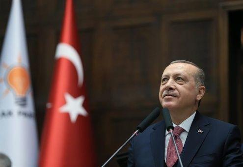 Erdogan aseguró que mantiene las puertas del diálogo abiertas para negociar con sus interlocutores. | Foto: EFE