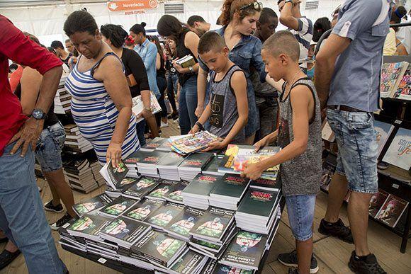 La Feria Internacional del Libro se extenderá hasta el 11 de febrero