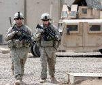 Desde 2016 más de cinco mil soldados estadounidenses se encuentran en Irak. | Foto: EFE (Referencial)