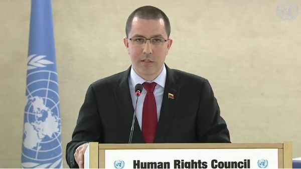 Arreaza llegó el ONU tras fortalecer lazos de cooperación con diferentes países de África. | Foto: Cancillería de Venezuela