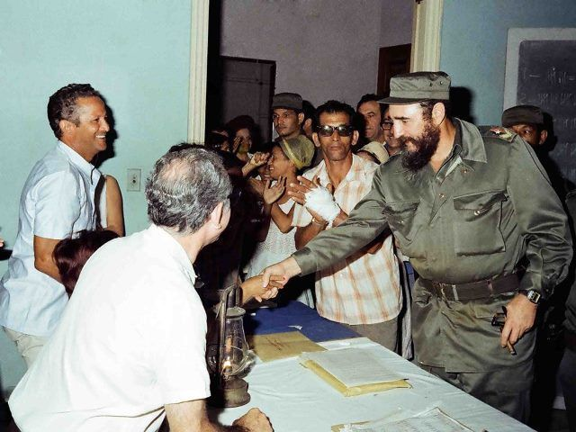 Highlight imprint of Fidel Castro in the Cuban democratic system