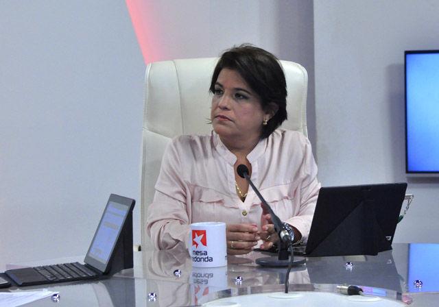 """Ana Teresa Badía Valdés, periodista y analista de temas internacionales, asegura que lo que dio """"el puntillazo"""" en el caso Kuczynski fue la arremetida del fujimorismo."""