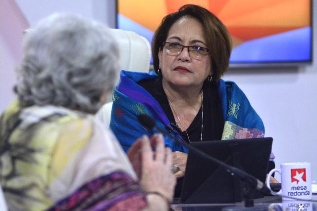 Dra. Isabel Monal Rodríguez, Académica de Mérito