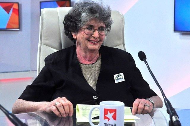 La Dra. Rosalina Berazaín Iturralde, profunda conocedora de la botánica cubana, fundadora del Jardín Botánico Nacional.