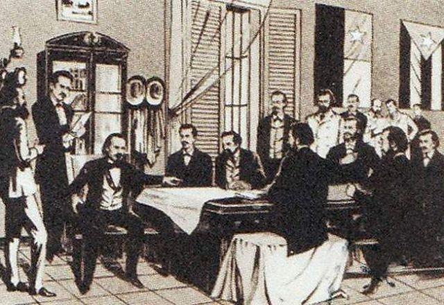 La deposición del Padre de la Patria estuvo en el origen de su caída en San Lorenzo el 27 de febrero de 1874. Maceo vengó aquel crimen.