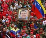 No hay movilización popular en la cual los seguidores de la Revolución Bolivariana no recuerden a su máximo líder. | Foto: AVN