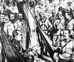 Fidel Castro: Allí, bajo aquellos árboles frondosos, se había salvado el honor, la conciencia y la moral de los cubanos.