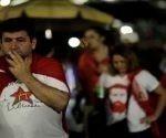 Seguidores del expresidente Lula mostraron su desconcierto por la decisión del Supremo Tribunal Federal. Foto: Reuters