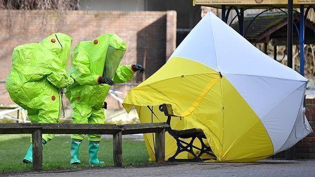 Reino Unido: Agente nervioso que intoxicó a espía era líquido 17/Abr/2018 Internacional