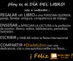 Celebran Jornada Mundial del Libro y del Derecho de Autor 2018