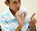 Doctor en Ciencias Históricas Rolando Dávila. Foto Eddy Martin