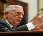 James Mattis asegura no encontrar armas químicas en Siria