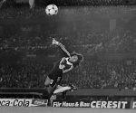 Ubaldo Fillol despeja un tiro a marco de Francia en el Mundial. Buenos Aires, Argentina, 6 de junio de 1978