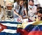 Los colaboradores cubanos de la salud, junto con recursos humanos venezolanos, han conseguido en los 15 años de la Misión Barrio Adentro ofrecer en todo el país más de 1 250 millones de atenciones médicas.
