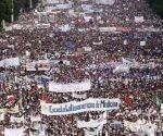 Trabajar con orden, disciplina y exigencia, será el principal aporte de cada uno de nosotros a la Revolución