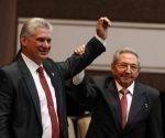 Díaz-Canel Bermúdez fue electo la víspera para el alto cargo en la sesión constitutiva de la IX Legislatura de la Asamblea.