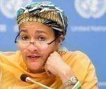 Amina Mohammed, demandó terminar cuanto antes el ciclo de violencia en Palestina.