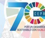 El XXXVII período de sesiones de la Comisión Económica para América Latina y el Caribe (Cepal) también prevé conmemorar el aniversario 70 de esa agencia