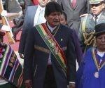 Evo Morales será el primero junto a su pueblo en desfilar este Primero de Mayo