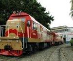 Esos trabajos forman parte de un programa de mejoras y desarrollo del sistema ferroviario en el país.