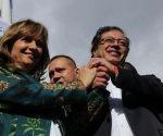 Los dos candidatos que pasaron a segunda vuelta, el uribista Iván Duque y el representante del movimiento Colombia Humana, Gustavo Petro.