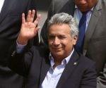 El próximo 24 de mayo, Moreno cumplirá un año en su gestión como presidente. Foto: Reuters