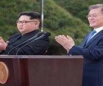La histórica cumbre intercoreana del pasado 27 de abril ha desencadenado esperanzas en la región. Foto: Reuters