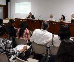 Participantes en la Comisión de Asuntos Económicos, durante la Sesión Extraordinaria de IX Legislatura de la Asamblea Nacional del Poder Popular (ANPP), en el Palacio de Convenciones de La Habana, el 4 de junio de 2018. Foto: Abel Padrón