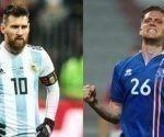 Empate de Argentina e Islandia en Copa Mundial de Fútbol Rusia 2018