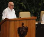 Machado Ventura comentó que en muy pocos lugares del mundo se reúnen con pleno acompañamiento de autoridades en un congreso que abarcó más de cinco mil encuentros desde la base.