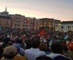 Movilizaciones en Ecuador a favor de exmandatario Rafael Correa