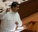Nicolás Maduro en el XXIV Foro de Sao Paulo