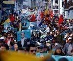 Respaldo al expresidente de Rafael Correa