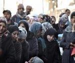 Miles de civiles huyeron del Qalamoun y otras demarcaciones de esta nación árabe durante estos duros años del conflicto armado. Foto: Tomada de Télam