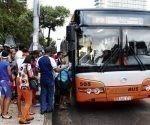 Desde el año 2016, en la ciudad capital se ejecuta un reordenamiento del sector del transporte.