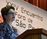 Brasil, donde las fuerzas reaccionarias tienen un papel importantísimo y un gran nivel de decisión, no por el apoyo popular sino por la corrupción que les ha caracterizado
