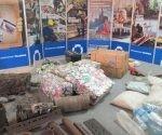 En la isla se recuperan alrededor de 300 mil toneladas de desechos en forma de 16 productos. Foto: Internet