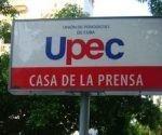 Comienza hoy el X Congreso de la Unión de Periodistas de Cuba (UPEC).
