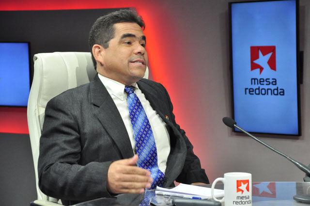 Joel García León, Editor Jefe de la Redacción Deportiva del Periódico Trabajadores.