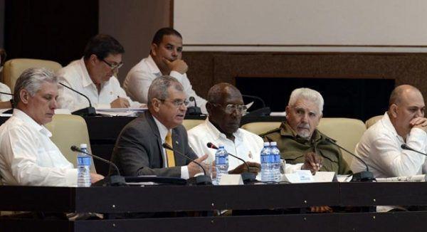 #EnVivo: Intervención de Homero Acosta en la Asamblea Nacional del Poder Popular (+Video)