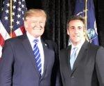Michael Cohen ha señalado que el actual presidente le ordenó ocultar información que habría sido perjudicial para él y para su campaña a la Casa Blanca. Foto: Twitter Michael Cohen