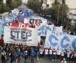 LLos movimientos sociales piden que se apruebe una serie de proyectos de ley como el de la Emergencia Alimentaria. | Foto: ALBA Movimientos Publicado 7 agosto 2018