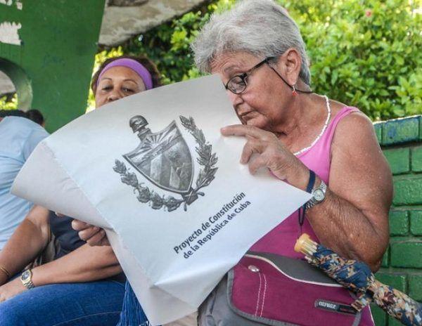 Reforma constitucional: Un proceso aglutinador en Cuba