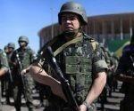 Fuerza Nacional de Brasil situada en frontera con Venezuela